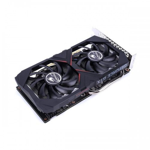 Colorful GTX 1660 DDR5 Dual Fan Graphics Card - 6GB DDR5