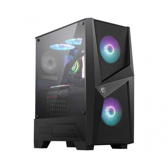 MSI Mag Forge 100R ARGB Mid Tower Gaming Cabinet