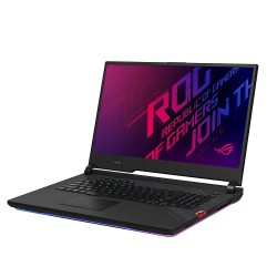 "ASUS ROG Strix Scar 17 (2020), 17.3"" FHD 300Hz/3ms, Intel Core i9-10980HK 10th Gen, RTX 2080 Super GDDR6 8GB Graphics, Gaming Laptop (32GB/2TB RAID 0 SSD/Windows 10/Black/2.99 Kg), G732LXS-HG059T"