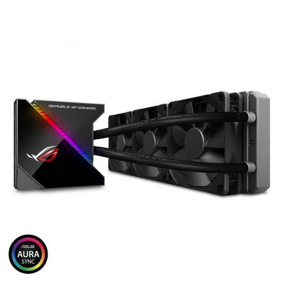 ASUS  ROG RYUJIN RGB 360MM AIO LIQUID COOLER