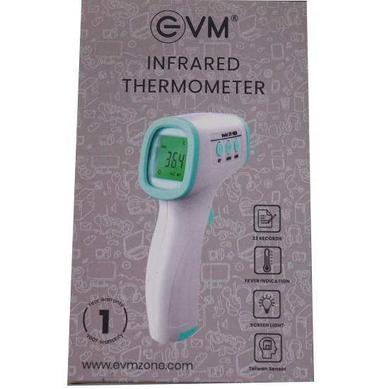 EVM Digital Infrared Thermometer