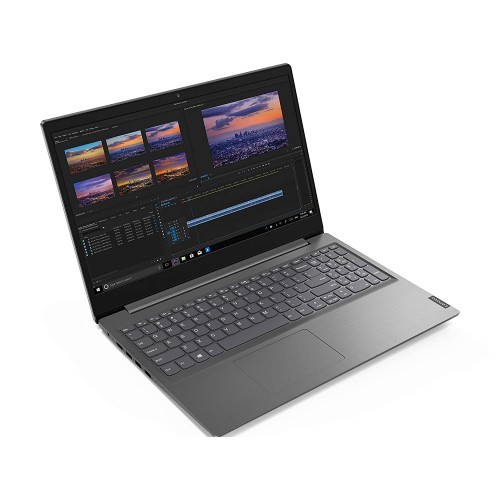 Lenovo V15 [ Intel Core i3 8th Gen 15-inch HD Thin and Light Laptop (4GB RAM/ 1TB HDD/ Windows 10 Home/ Grey/ 1.85 kg), 81YD001MIH ]