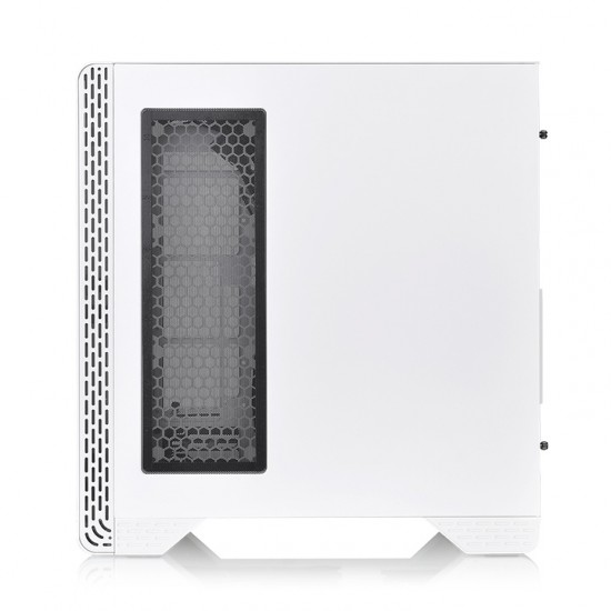 Thermaltake S300 TG Mid Tower Gaming Cabinet Snow Edition