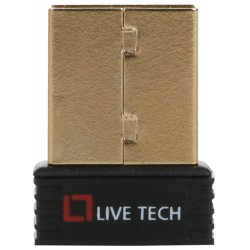 USB ADAPTER LIVE TECH WIRELESS (N150)