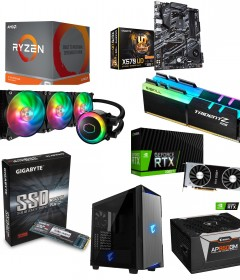 Gigabyte Build:  AMD