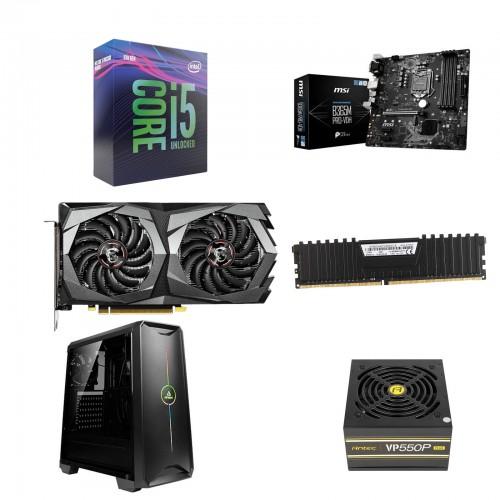 MSI Build:  Intel Good