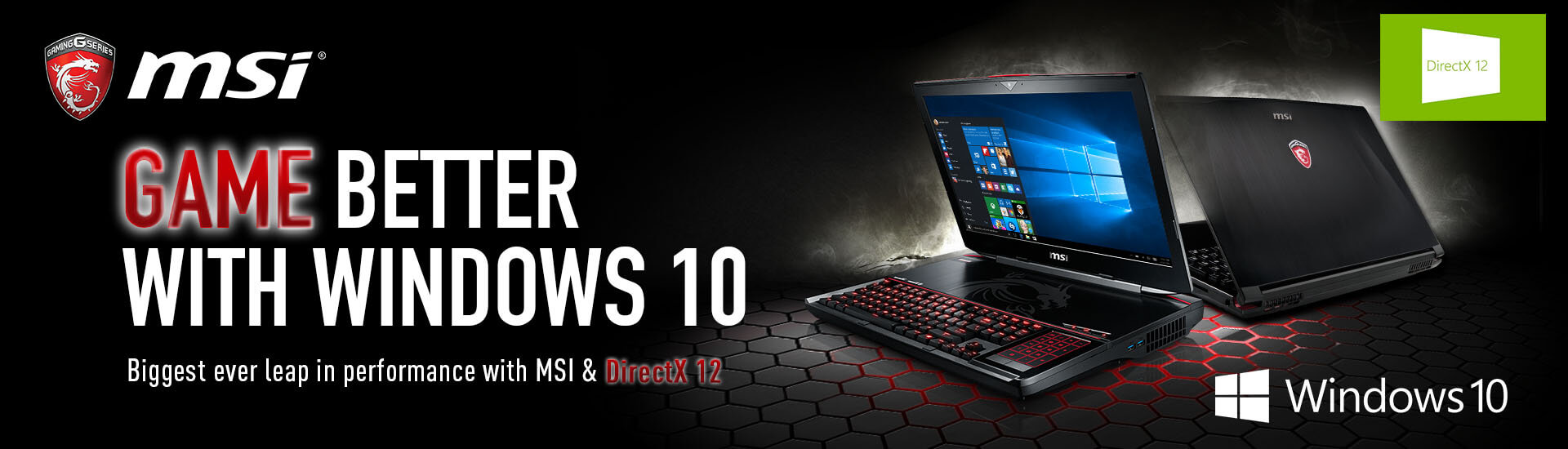 MSI Gaming Laptops and all Gaming Accessories available for the best affordable prices- best laptop store to buy online.